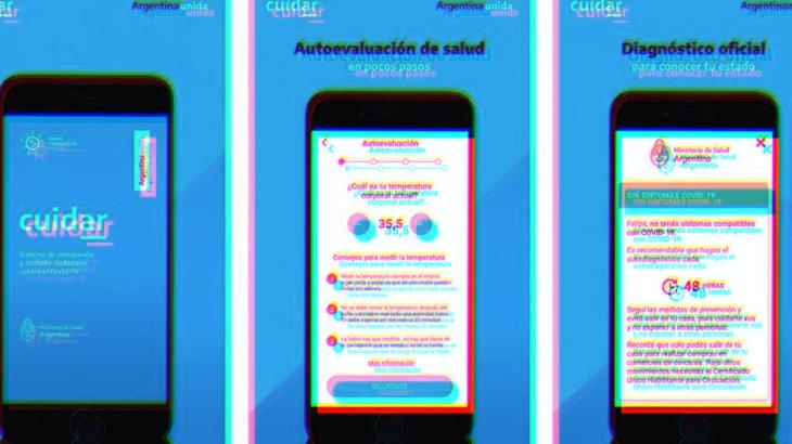 CuidAr, la app no forzada