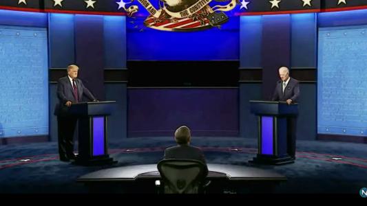Biden vs Trump: Un primer debate marcado por el caos y los ataques personales