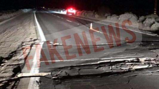 #FakeNews: La foto del terremoto EN saN jUAN